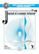 View Vol. 2 No. 1 (2012): International Journal of Economic Behavior